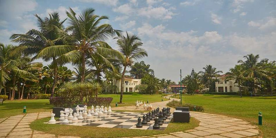Royal Orchid Beach Resort & Spa, Goa- Party Lawns in Goa