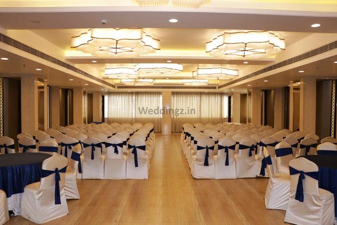 Regenta Central Jhotwara Jaipur - Banquet Hall