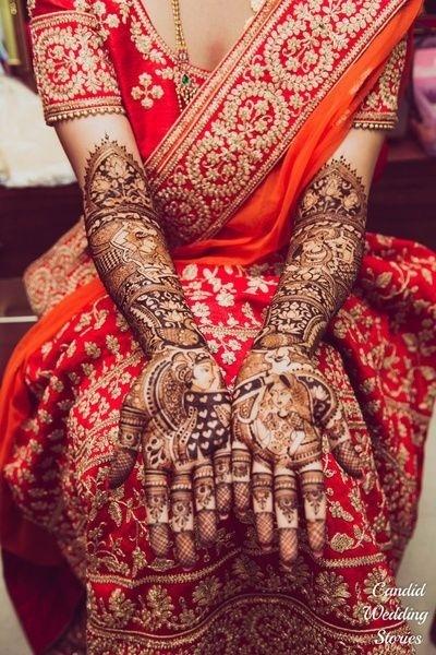 30 Latest Bridal Mehndi Designs Of 2018 Bridal Mehendi And Makeup Wedding Blog