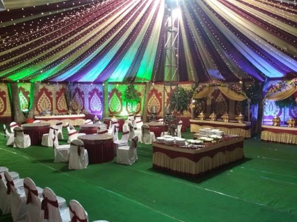 BA Block Community Hall Salt Lake City Kolkata - Banquet Hall