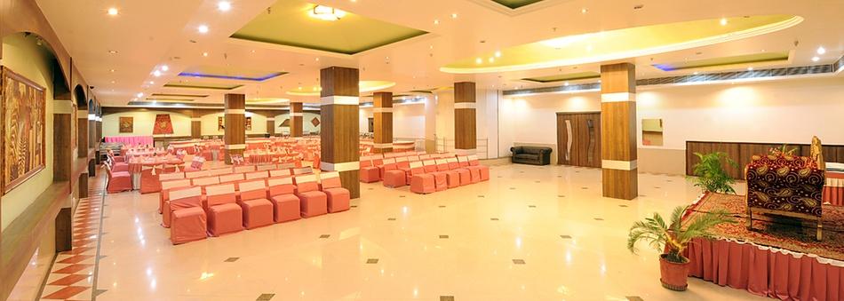 Comfort Inn Alstonia Ranjit Avenue Amritsar - Banquet Hall