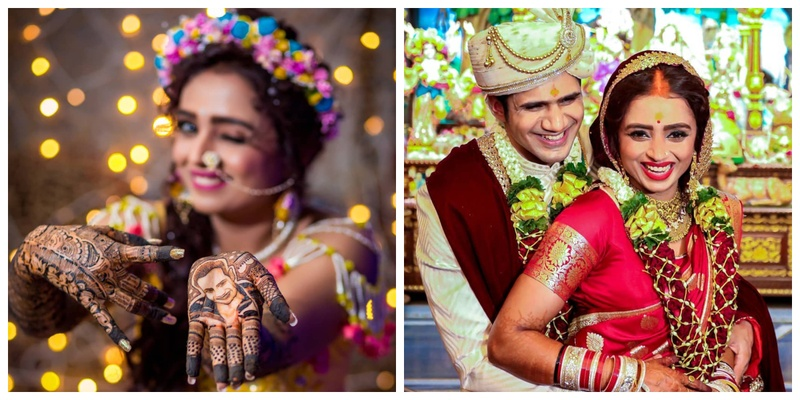 Parul Chauhan tied the knot to her BFF and their wedding pictures have taken the internet by a storm!