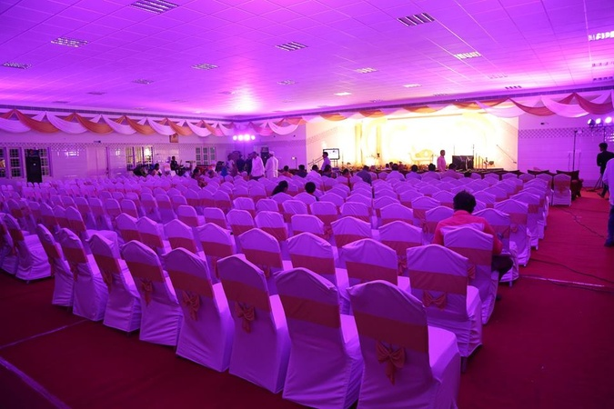 Sri Lakshmi Narayan Mahal Tambaram Chennai - Banquet Hall