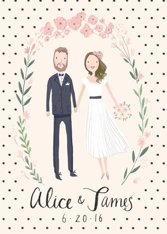 Wedding Invitations Cover