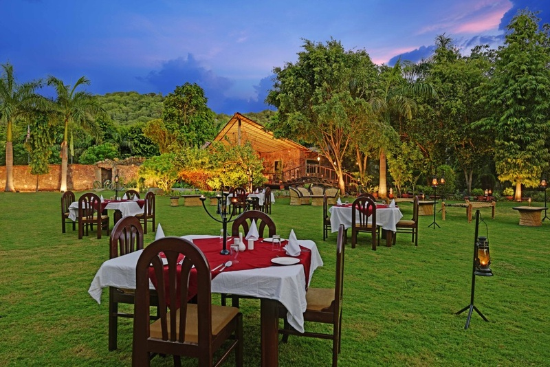 Hotel Nahargarh, Ranthambore, Ranthambore