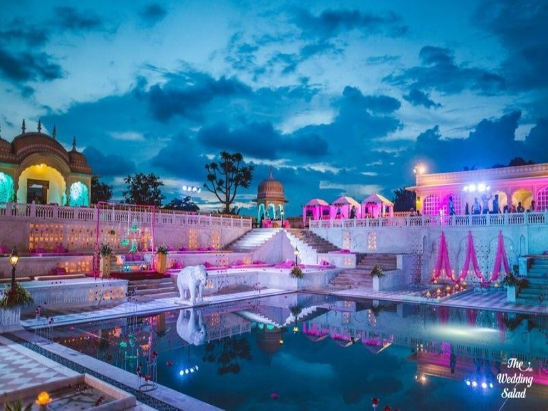 Destination Wedding in Rajasthan – Hotspots that Will Blow Your Mind Away