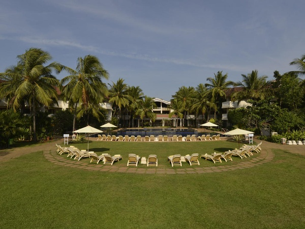 Club Mahindra Varca Beach Varca Goa - Banquet Hall