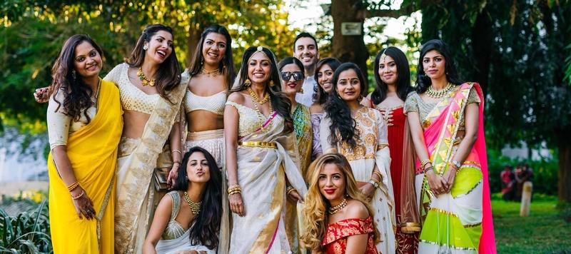 Prithwish & Archana Mumbai : StyleCracker Co Founder Archana Walwalkar just got hitched in a gorgeous Benarasi saree!
