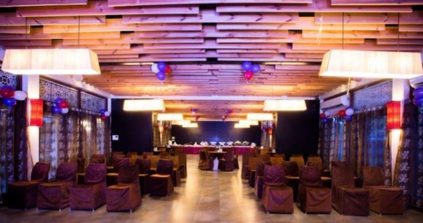 Rosewood Restaurant Pimpri-Chinchwad Pune - Banquet Hall