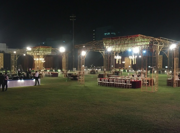 Aatithya Party Plot Ghatlodiya Ahmedabad - Wedding Lawn