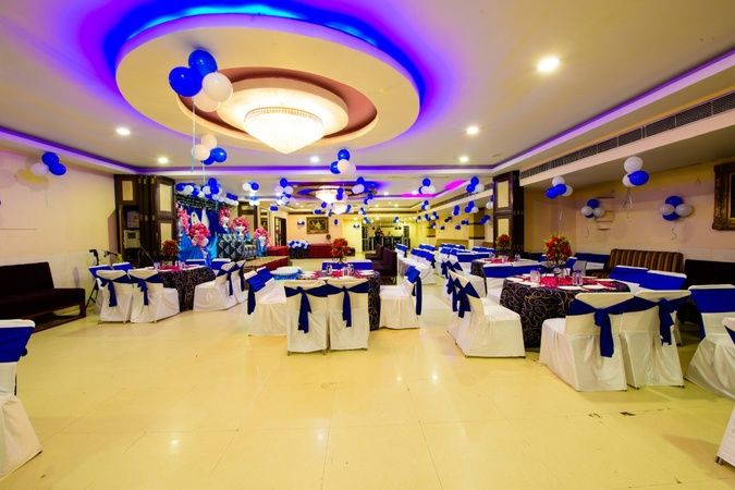 Hotel PR Residency Ranjit Avenue Amritsar - Banquet Hall