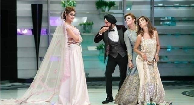 1. Western elements in Indian weddings