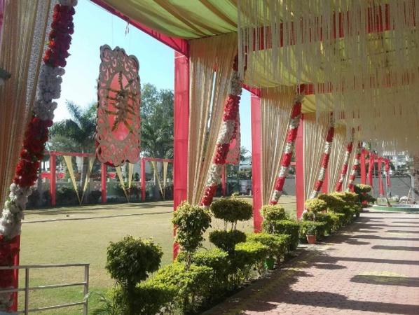 Shri Vaibhav Marriage Garden Kolar Road Bhopal - Banquet Hall