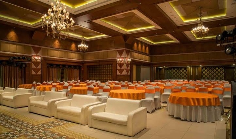 Hotel Marigold Sitapura Jaipur - Banquet Hall