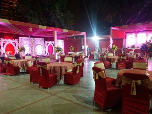 Hotel Surya Grand Rajouri Garden Delhi - Banquet Hall