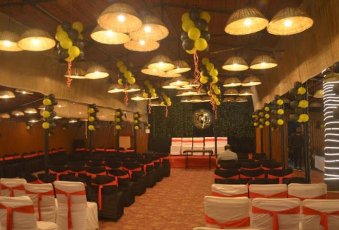 Mehfil Pure Veg Restaurant South Tukoganj Indore Banquet