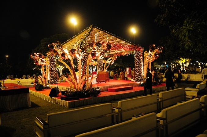 Aam Bagan Bodakdev Ahmedabad - Banquet Hall