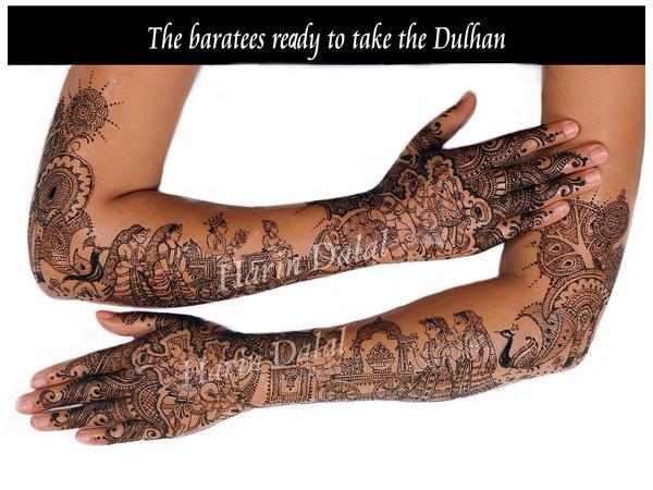 Harin Dalal Bridal Mehendi Artist | Mumbai | Mehendi Artists