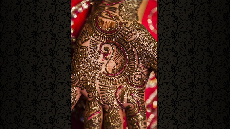 Bridal Mehndi Artist In Surat : Jyoti chheda mehndi artist bridal in mumbai