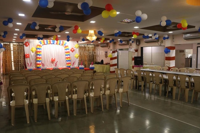 Everest Hall Dombivli Mumbai - Banquet Hall