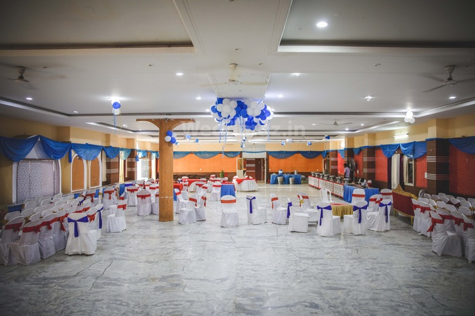 Hotel Nandan Palace Misrod Bhopal - Banquet Hall