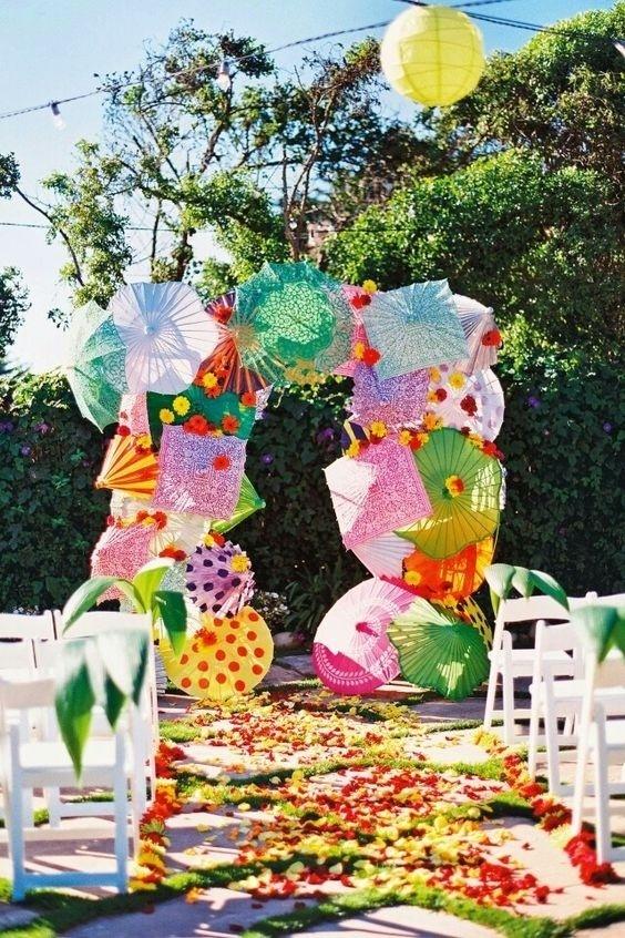Umbrella Arrangement