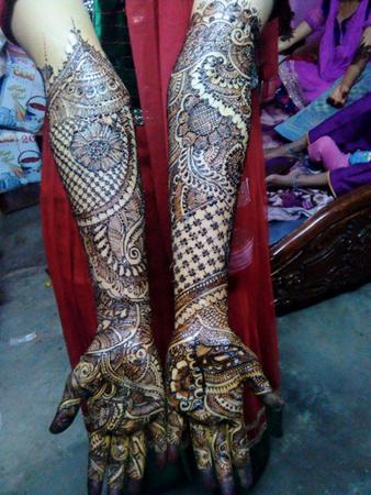 Sai Bridal Mehendi Artist | Delhi | Mehendi Artists