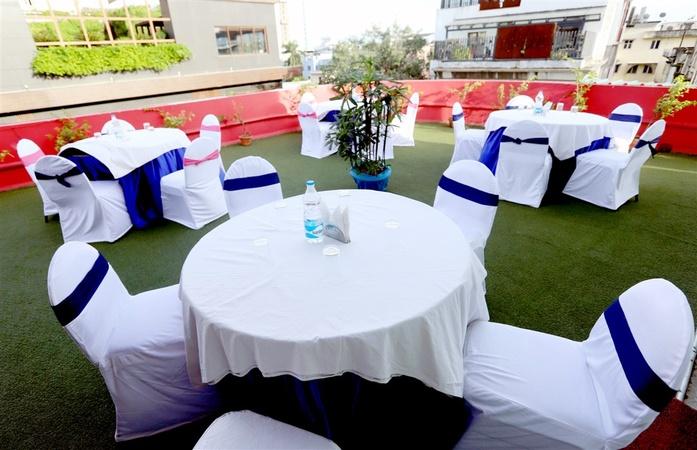 Hotel 1 Lovelock Ballygunge Kolkata - Banquet Hall