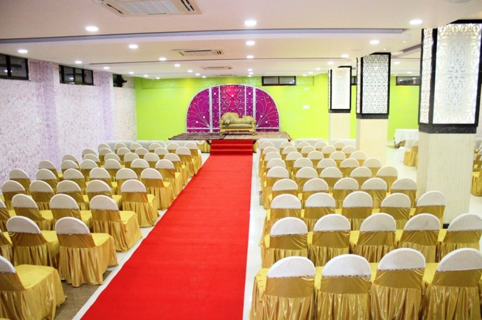 Legacy Lawn And Banquet Mohanlalganj Lucknow - Banquet Hall