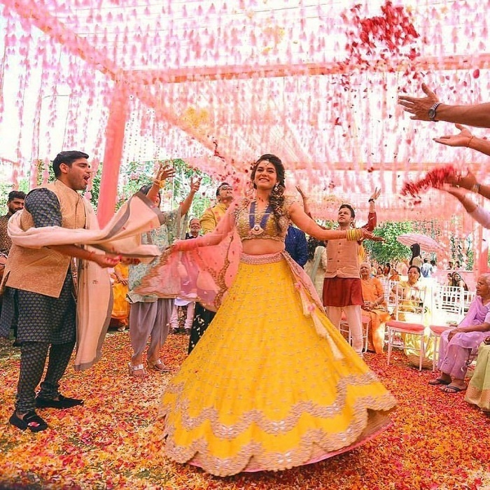 10 Unconventional Couple Entry Ideas To Rock At Your Indian Wedding Wedding Planning And Ideas Wedding Blog