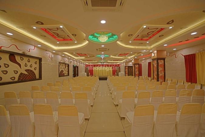 Priyadarshini Grand Hotel Basaveshwaranagar Bangalore - Banquet Hall