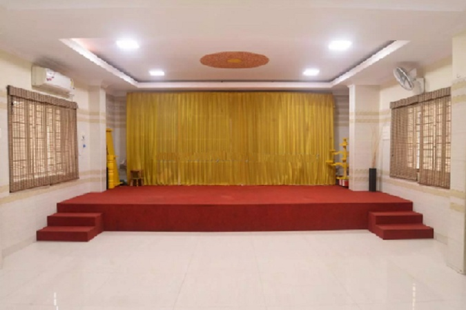 Sri Ponn Mahal Thirumana Mandapam Perungudi Chennai - Banquet Hall