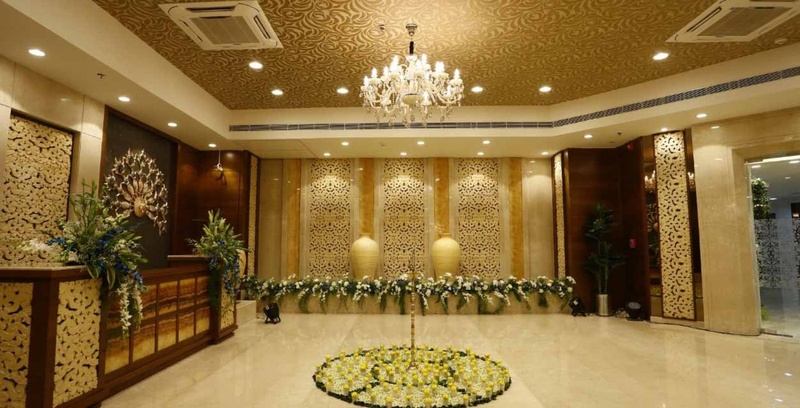 Best wedding halls in New Town, Kolkata for the new chapter of your life!