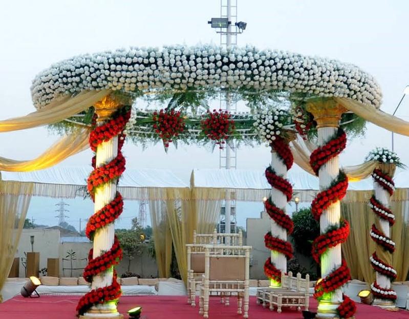 Heera Moti Wedding Lawn, Dumas, Surat
