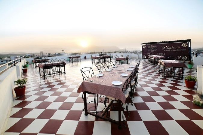 Hotel Hadi Rani Palace, Udaipole, Udaipur