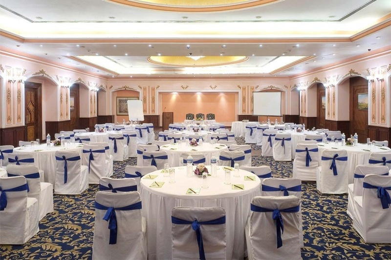 AC Banquet halls in Noida to Celebrate the Wedding of your Dreams