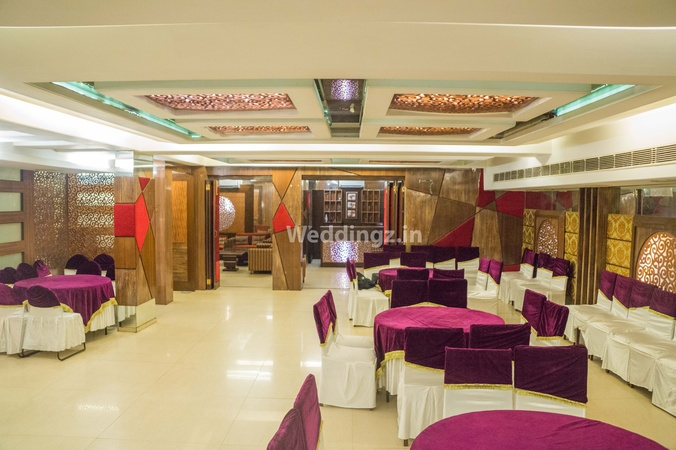 Hotel Classic Sector 35 Chandigarh - Banquet Hall