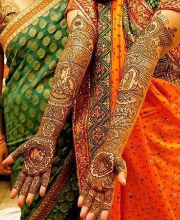 Weddingz Mehendi Artist | Delhi | Mehendi Artists