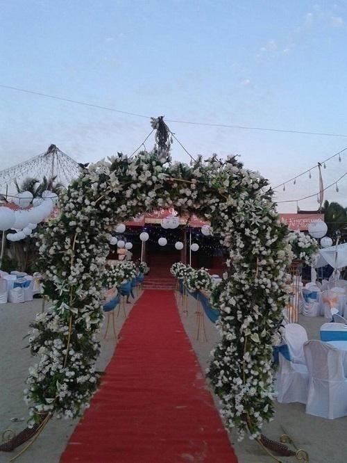 Steve's Wedding Decor