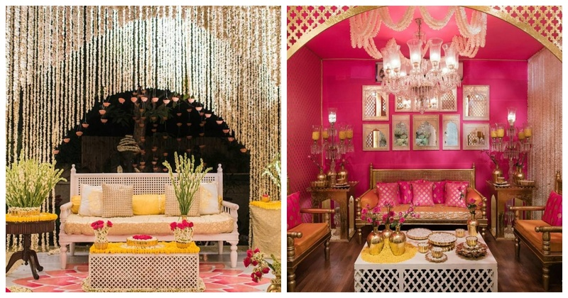 10 Refreshing Reception Decor Ideas, sans the stage!