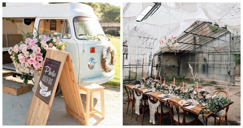 11 Tips To Keep In Mind While Planning Your Bohemian Wedding