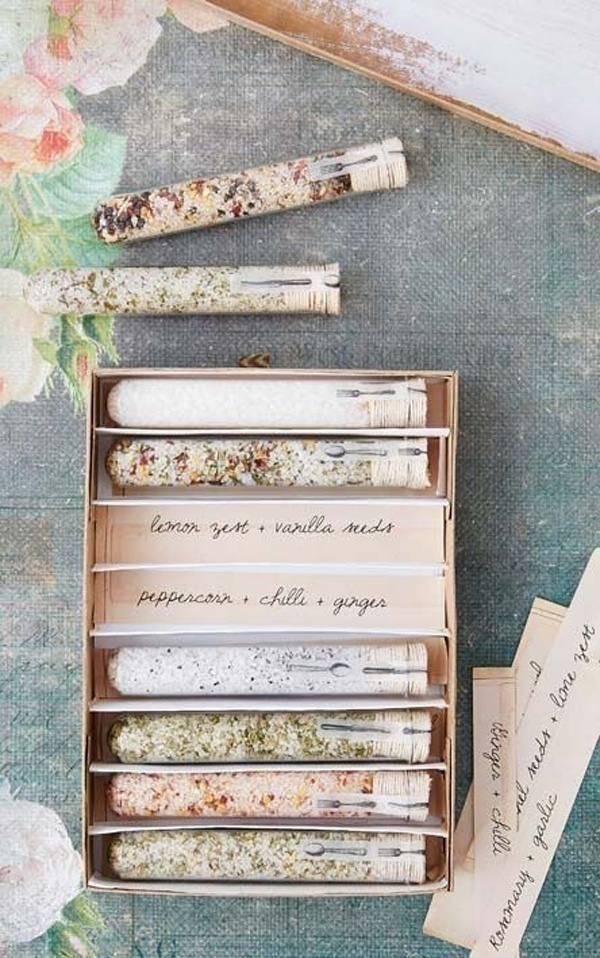 Unique Test Tube Wedding Gifts