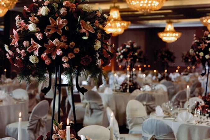 Eros Hotel Nehru Place Delhi - Banquet Hall