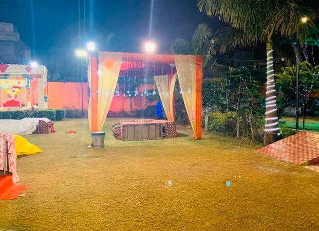 Nihal Garden Pratap Vihar Delhi - Wedding Lawn