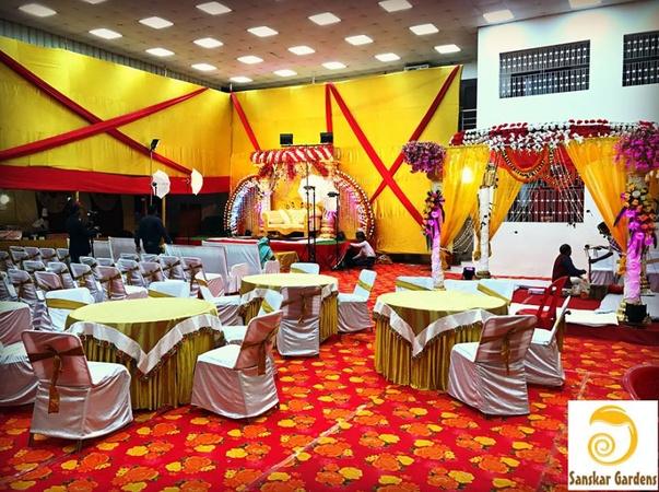 Sanskar Gardens Morabadi Ranchi - Banquet Hall