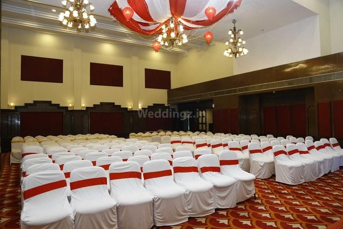 Hotel Simsan Koyambedu Chennai - Banquet Hall