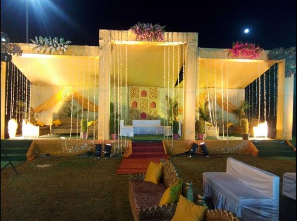 The Meera Pipliya Rao Indore - Banquet Hall