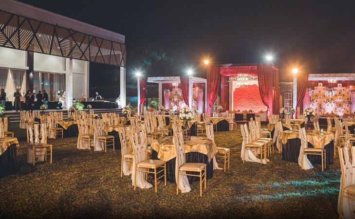 Imperial Estate Lokhra Guwahati - Banquet Hall