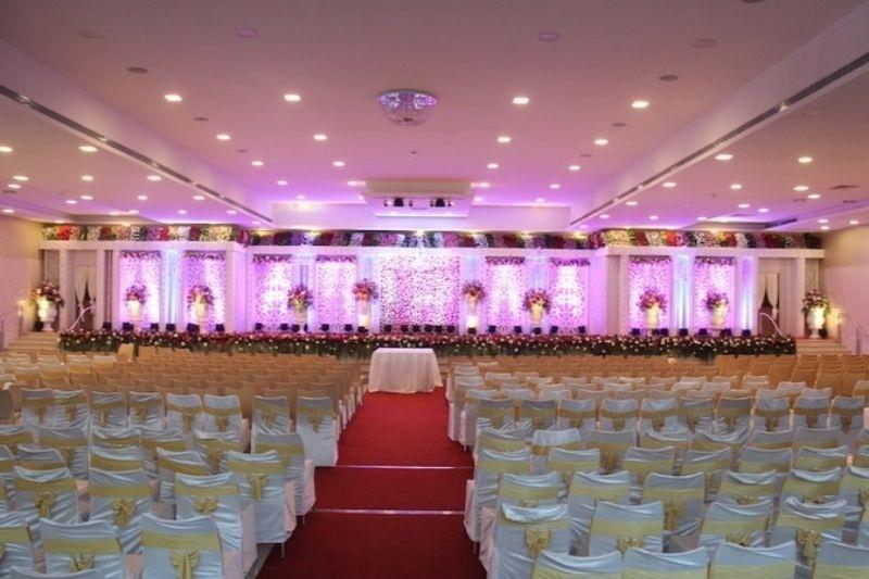 Sree Varaaham Hall, Koyambedu, Chennai