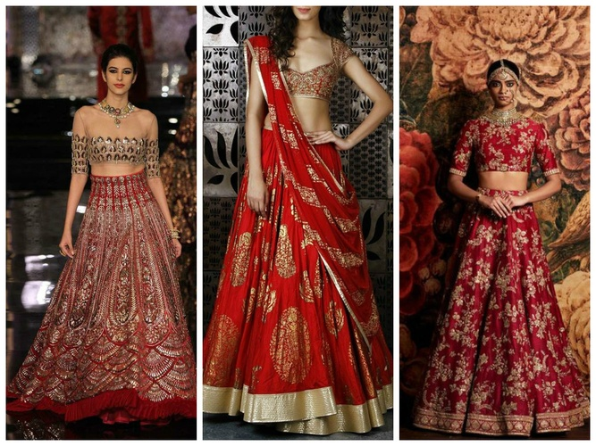Top 10 Bridal Lehenga Designers Every City Bride Should Know Wedding Planning And Ideas Wedding Blog
